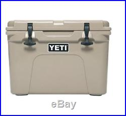 YETI Tundra 35qt Cooler Chest TAN BRAND NEW! FREE SHIPPING