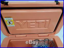 YETI Tundra 45 CORAL Cooler- New in box. RARE
