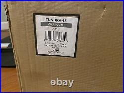 YETI Tundra 45 Charcoal Cooler Limited Edition Color BRAND NEW DISCONTINUED RARE
