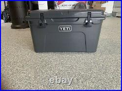 YETI Tundra 45 Charcoal Limited Edition Cooler