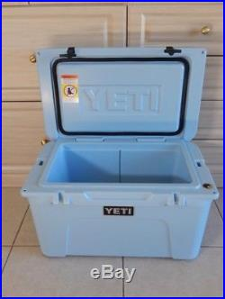 YETI Tundra 45 Cooler Blue Excellent Condition
