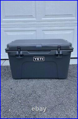 YETI Tundra 45 Cooler Charcoal DISCONTINUED COLOR
