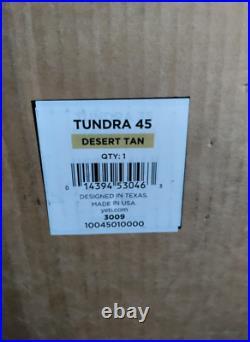 YETI Tundra 45 Cooler Desert Tan