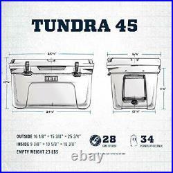 YETI Tundra 45 Cooler, Desert Tan SUPER SALE