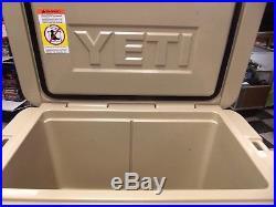 YETI Tundra 45 Cooler Desert Tan -Used (FAST FREE SHIPPING)