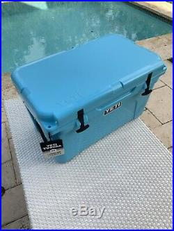 YETI Tundra 45 Cooler in Reef Blue Limited Edition