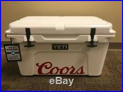 YETI Tundra 45 Hard Cooler Coors Light Collectible