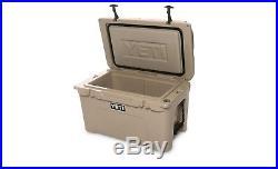 YETI Tundra 45 Hard Cooler DESERT TAN Brand New Sealed Latest 2018 Model YETI
