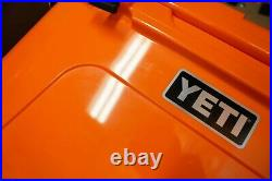 YETI Tundra 45 King Crab! Orange! Limited Edition! SOLD OUT