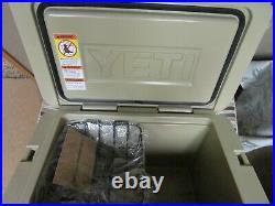 YETI Tundra 45 Portable Cooler Box TAN BRAND NEW