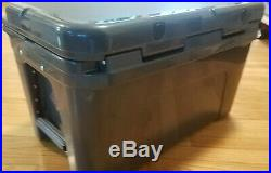 YETI Tundra 45 Quart Cooler Charcoal LIMITED EDITION, VERY RARE
