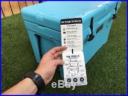 YETI Tundra 45 REEF BLUE Cooler NEW