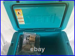 YETI Tundra 45 Reef Blue Cooler Limited Edition Color NEW