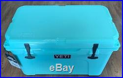 YETI Tundra 45 Seafoam Green Limited Edition Cooler New In Box Free Shipping