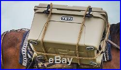 YETI Tundra 45 qt Cooler Tan Hard Side Ice Chest - YT45T! AUCTION