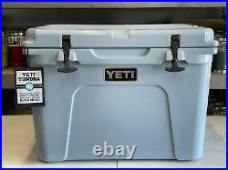 YETI Tundra 50 GALLON ICE BLUE Cooler Limited Edition Color NEW