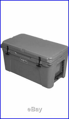 YETI Tundra 65 Cooler Charcoal Limited Edition NEW