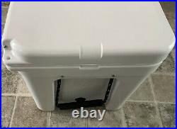 YETI Tundra 65 Hard Cooler White