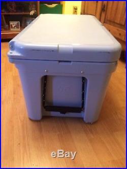 YETI Tundra 65 Qt Cooler Ice Chest Light Blue FREE SHIPPING