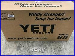YETI Tundra 65 Tan Cooler