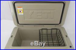 YETI Tundra 65 Tan Model YT65T Cooler Ice Chest