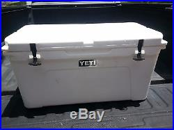 YETI Tundra 75 Cooler/ Ice Chest