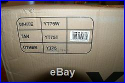 YETI Tundra 75 Cooler Tan Brand New