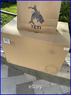 YETI Tundra Haul Cooler, Aquifer Blue Teal LIMITED EDITION NEW In Sealed Box