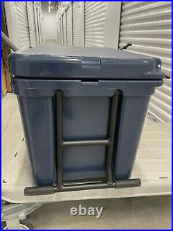 YETI Tundra Haul Cooler Navy Used In Box -Rough Shipping Nothing Ever Inside