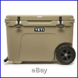 YETI Tundra Haul Cooler with wheels- DESERT TAN