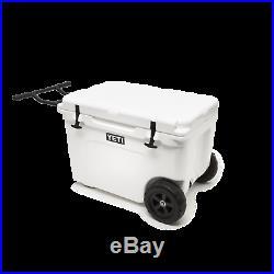 YETI Tundra Haul Insulated Ice Chest Cooler -White