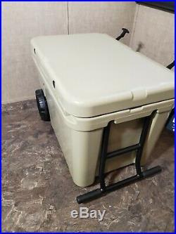 YETI Tundra Haul Portable Wheeled Cooler DESERT TAN- FREE SHIPPING