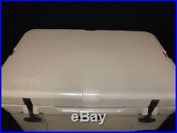 YETI Tundra Haul Portable Wheeled Cooler TAN NEW NWOT