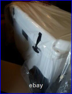 YETI Tundra Haul Portable Wheeled Cooler White
