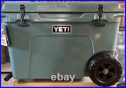 YETI Tundra Haul RIVER GREEN Cooler Limited Edition Color NEW