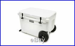 YETI Tundra Haul White Cooler