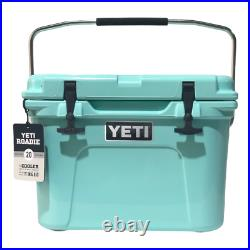YETI Tundra Roadie 20 Seafoam Green Cooler Limited Edition Color Brand New