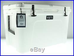 YETI White Cooler Tundra 105