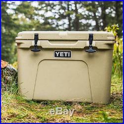 Yeti 10050010000 50-Quart Desert Tan Tundra 50 Ice Chest Cooler YT50T