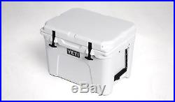 Yeti 35 Tundra Cooler White New Free Shipping