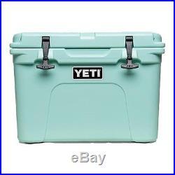 Yeti 35 seafoam green cooler