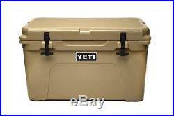 Yeti 45 Quart Tan cooler- NEW in the YETI Box