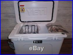 Yeti 45 Quart WHITE Cooler- NEW in the Box
