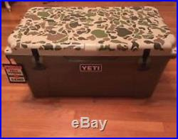 Yeti 65 Camo BRAND NEW Tundra Cooler 20 35 45 65 75 RTIC Limited Edition Rare