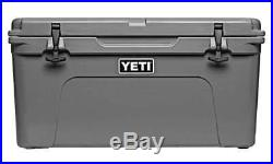 Yeti 65 QT Cooler Charcoal New In Box Free Shipping