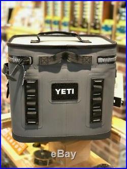 Yeti Authorized Dealer Flip 12 NEW Charcoal Color Soft Cooler $249.99