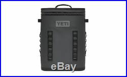 Yeti BackFlip 24 Soft Sided Cooler/Backpack, CHARCOAL New