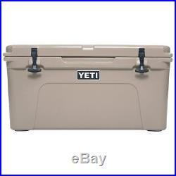 Yeti Cooler Ice Chest Leakproof Tundra Cooler Desert Tan Original Authentic New
