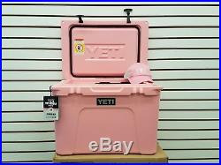 Yeti Cooler Pink Tundra 50 Cooler Size 50 New Yt50p