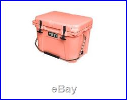Yeti Cooler Roadie 20 Limited Edition, New (Pink) Coral